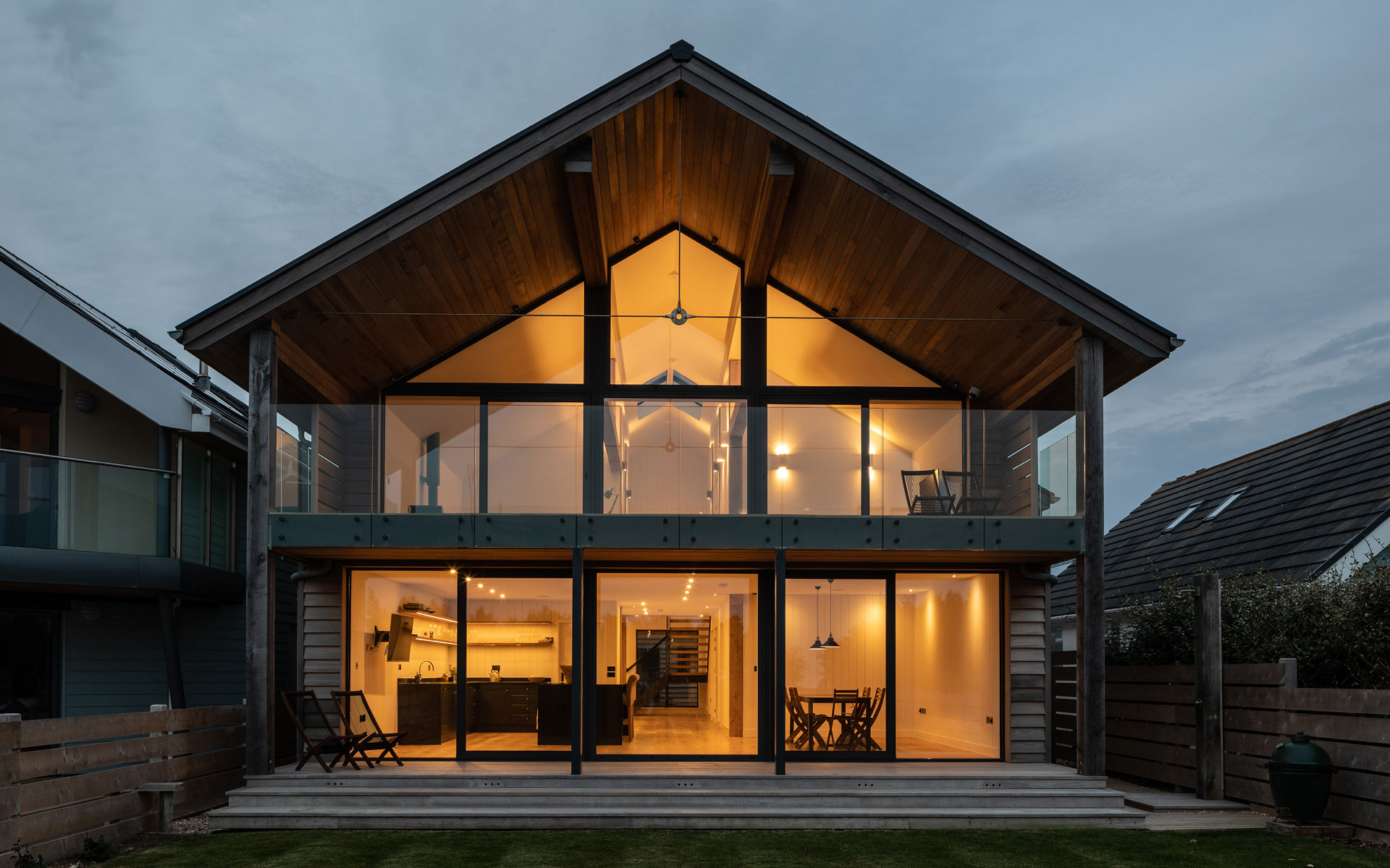 Bracklesham Chichester Sussex Architect 11